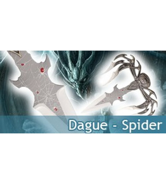 Dague - Spider