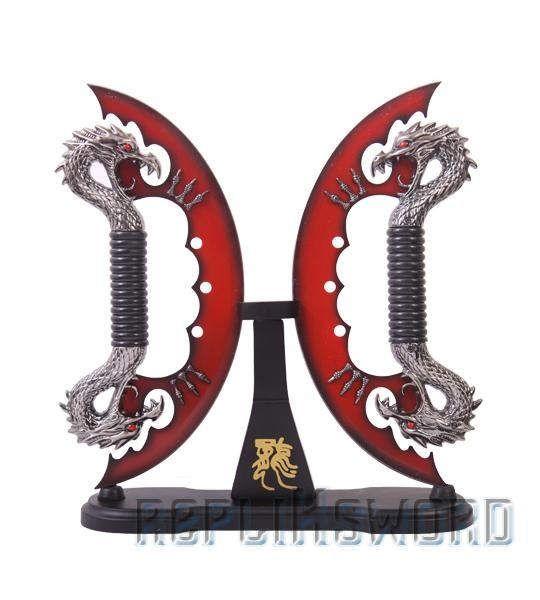 Double Red Dragon