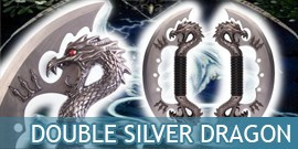 Double Silver Dragon