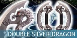 Double Silver Dragon