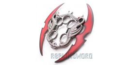 Dague - Dragon rouge