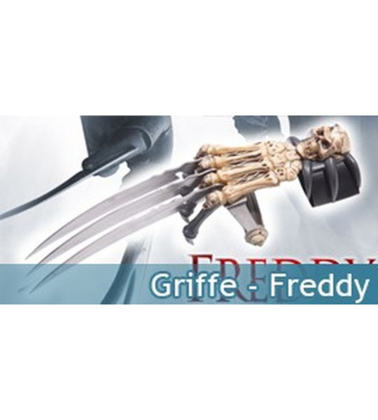 Griffe - Freddy