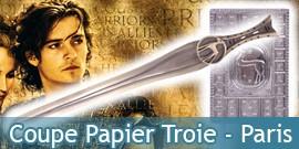 Coupe Papier Troie - Paris