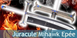 Juracule Mihawk Epée