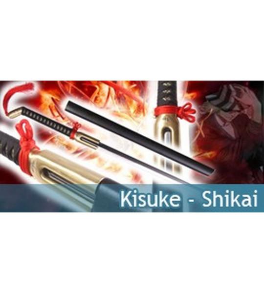 Kisuke - Shikai