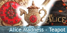 Alice Madness - Tea Pot