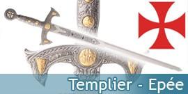 Epée Templier