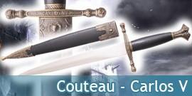 Couteau Carlos V