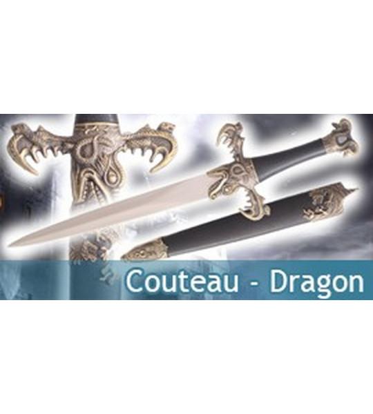 Couteau Dragon