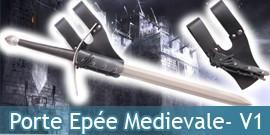 Porte Epée Medievale V1