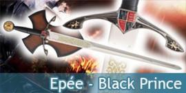 Epée black prince
