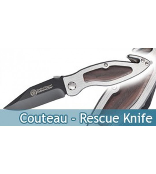 Couteau Rescue Knife