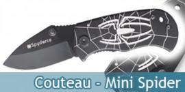Couteau Mini Spider