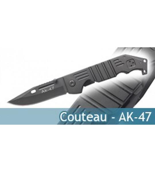 Couteau AK47