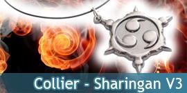 Collier Sharingan V3