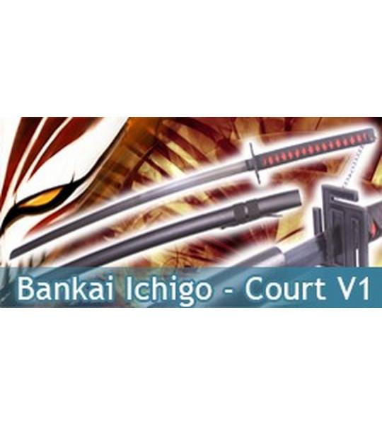 Bankai Ichigo Court Red V1