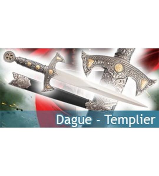 Dague Templier