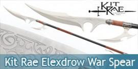 Kit Rae Elexdrow War Spear / Lance