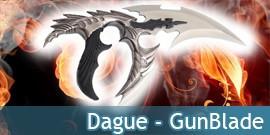 Dague GunBlade