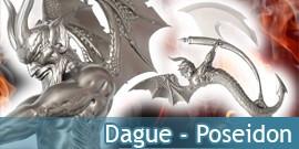 Dague Poseidon