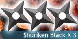 Shuriken X 3