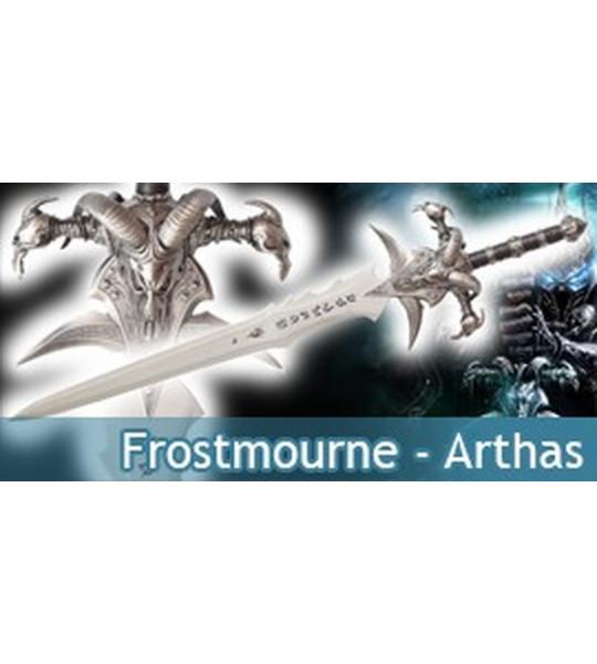 Frostmourne Arthas