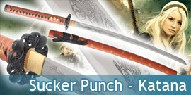 Sucker Punch - Babydoll Katana