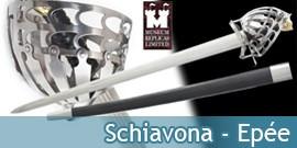 Schiavona Epée