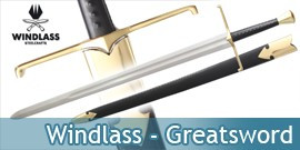 Windlass Greatsword