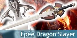 Epée Médievale Dragon Slayer