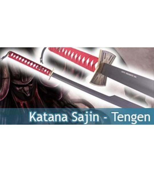 Katana Sajin - Tengen