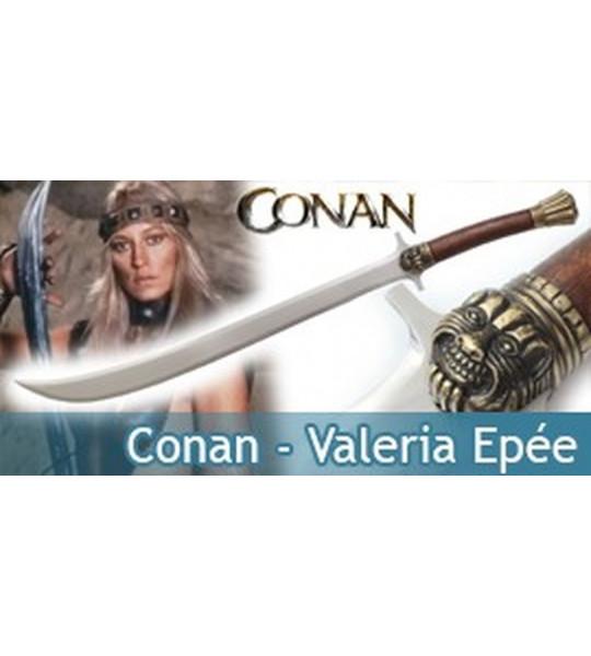 Conan Le Barbare - Valeria Epée
