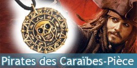 Les Pirates Des Caraibes - Piece Maudite Azteque