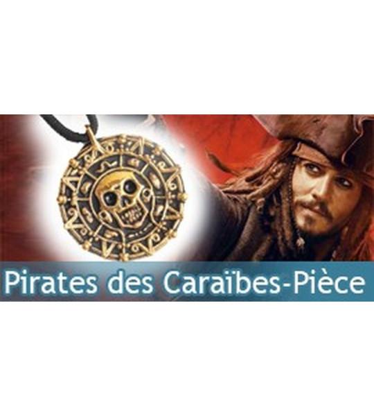 Les Pirates Des Caraibes - Piece Maudite Azteque