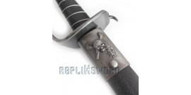 Epée Pirate All Black Edition - RKS
