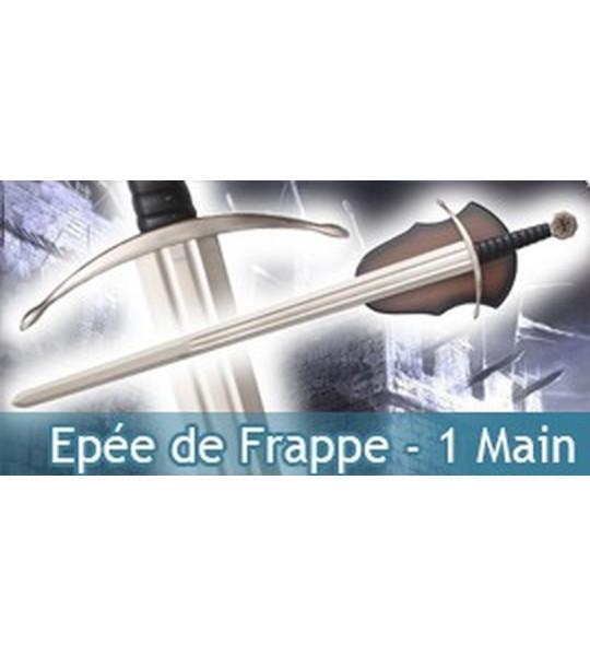 Epée de Frappe - 1 Main