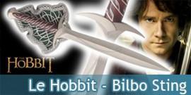 Le Hobbit - Dard Bilbo - Epée