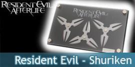 Resident Evil Alice Shuriken
