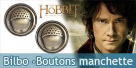 Bilbo Sacquet - Boutons de manchette