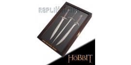 Hobbit - Set de 3 ouvre-lettres