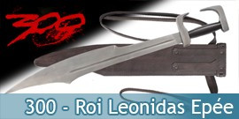 300 - Roi Leonidas Epée