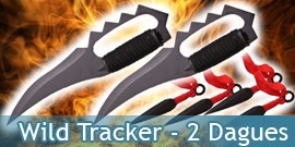 Wild Tracker - 2 Dagues