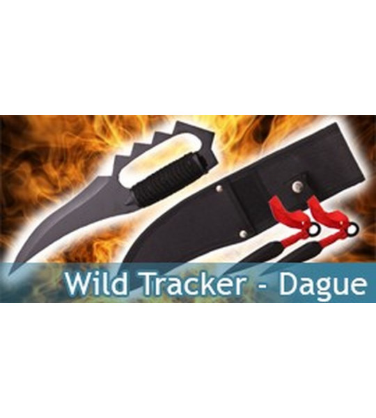 Wild Tracker - Dague