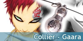 Collier - Gaara