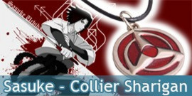 Sasuke - Collier Sharigan