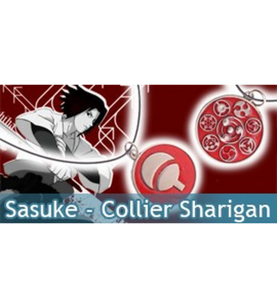Sasuke - Collier Sharigan v2