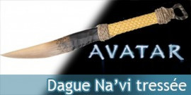 Avatar - Dague Na`vi tressee