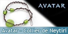 Avatar - Ras de cou de Neytiri