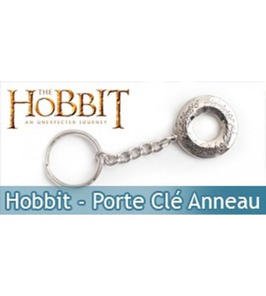 Le Hobbit -  Porte clé - Anneau Unique