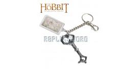 Le Hobbit - Cle de Thorin porte-cles